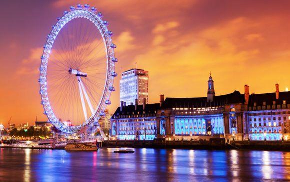 Willkommen in ... London