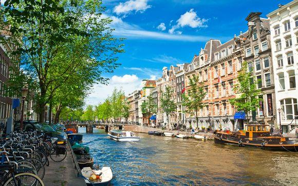 Willkommen in... Amsterdam