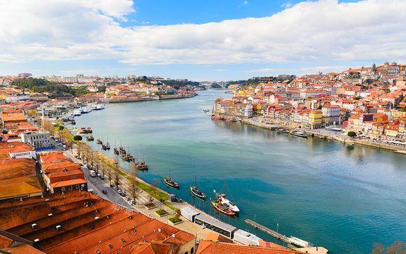 Willkommen in ... Porto!