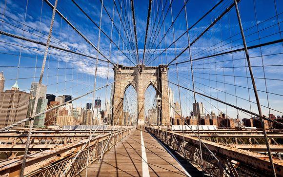 Willkommen in ... New York!