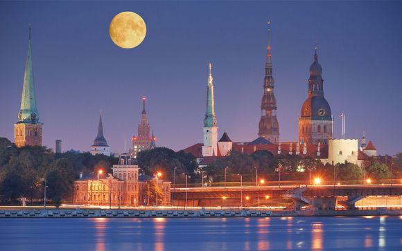 Willkommen in... Riga