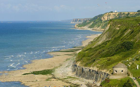 Willkommen in der...Normandie!