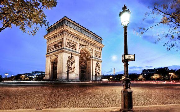 Willkommen in... Paris!