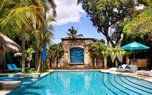 Mansion Baliwood Resort Ubud 5*