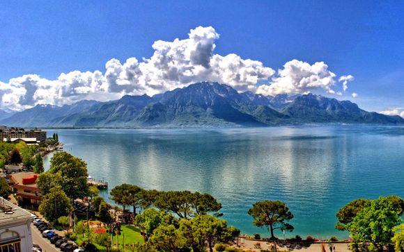 Willkommen am... Genfer See!