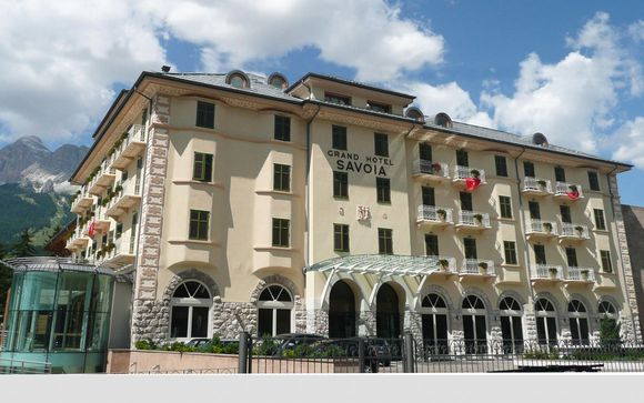 Willkommen in... Cortina d'Ampezzo!