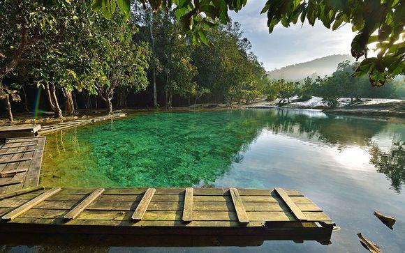 Andaman White Beach Und Dusit Thani Krabi Beach Resort Voyage Prive