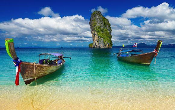 Willkommen in... Phuket!