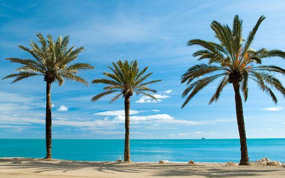 Willkommen in... der Nähe von Malaga!