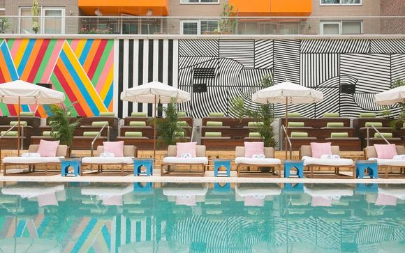 McCarren Hotel & Pool 4 *