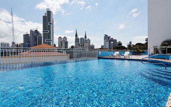 Hotel Crowne Plaza Panama City 4*