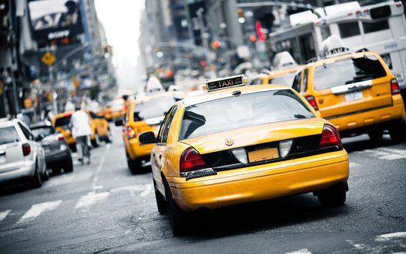 Willkommen in... New York City und Mexiko!