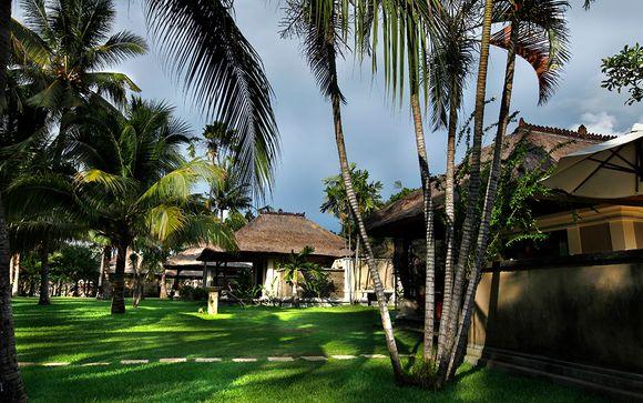 Hotel Puri Bagus Lovina 4*