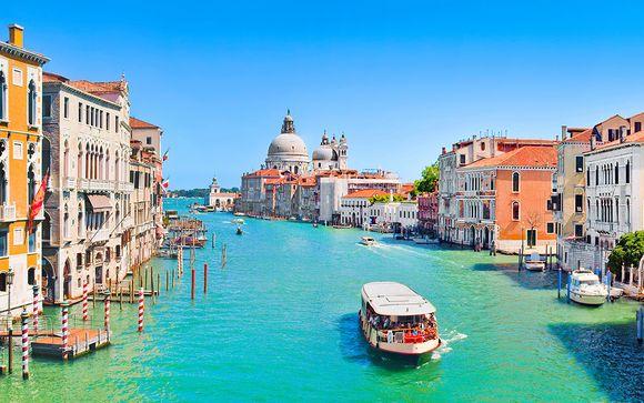 Willkommen in... Venedig!