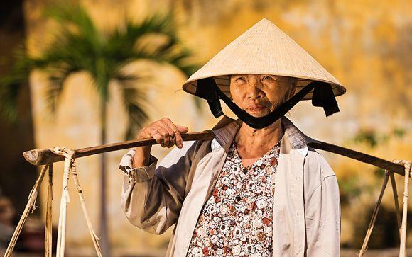 Willkommen in... Vietnam und Kambodscha!