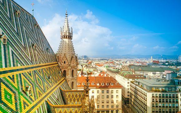 Willkommen in... Wien!