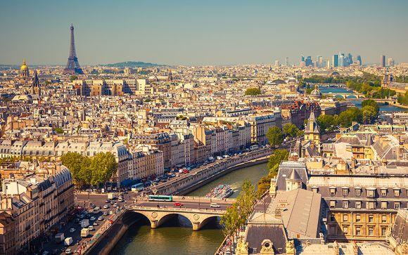 Willkommen in ... Paris!