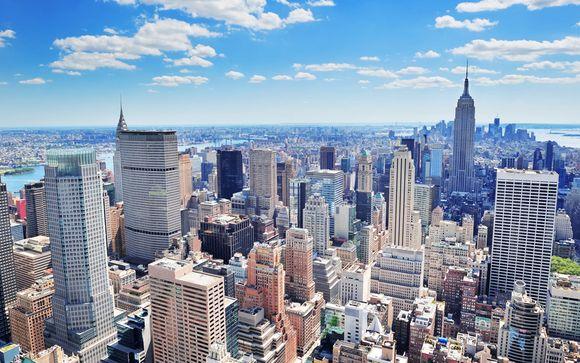 Willkommen... in New York!