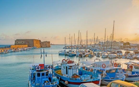 Willkommen in... Kreta!