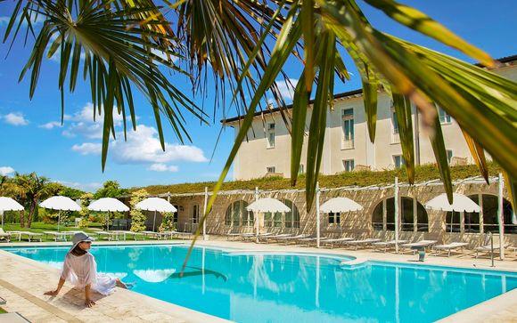 Chervò Golf Hotel Spa & Resort 4* in Polenzzo