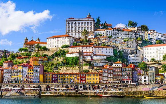 Willkommen in...Porto!