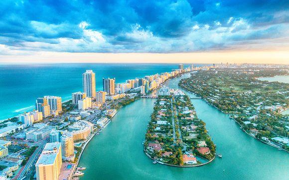 Optionale Kreuzfahrt durch die Bahamas