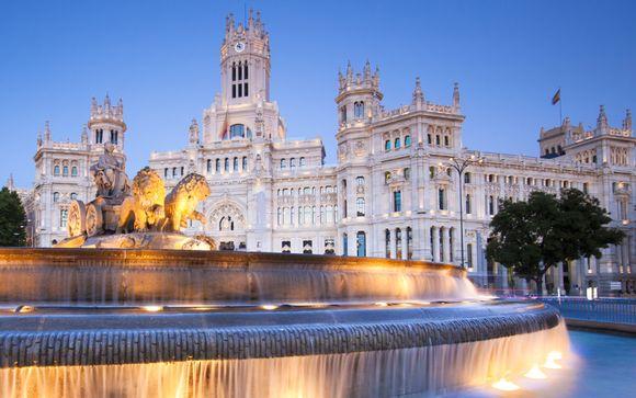 Willkommen in ... Madrid!