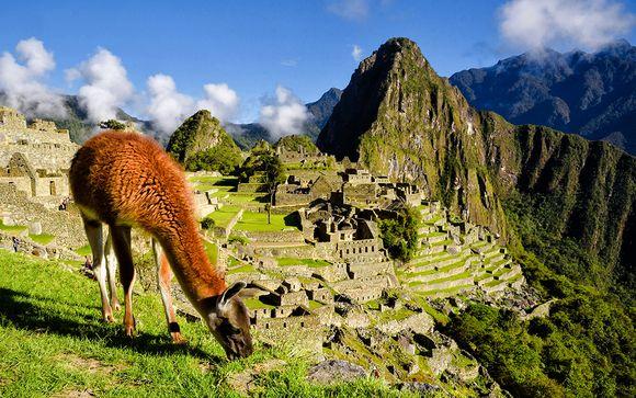 Willkommen in... Peru!