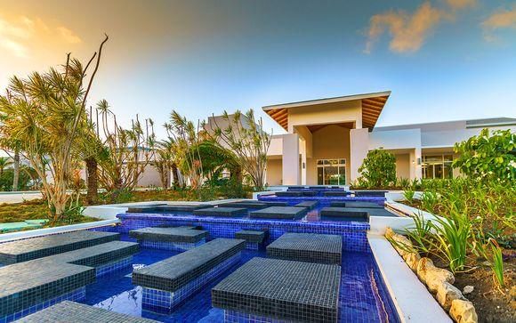 Paradisus Los Cayos 5* Hotels in Cayo Santa Maria