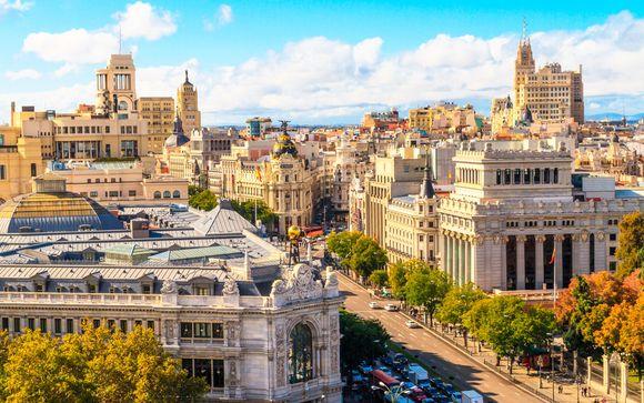 Willkommen in... Madrid!