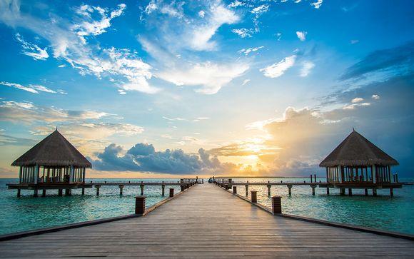 Ihr 5* Hotel: Hideaway Beach Resort & Spa