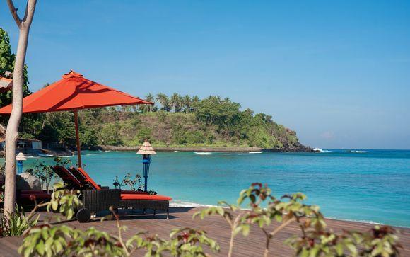 Sudamala Suites & Villa Senggigi 5* Lombok
