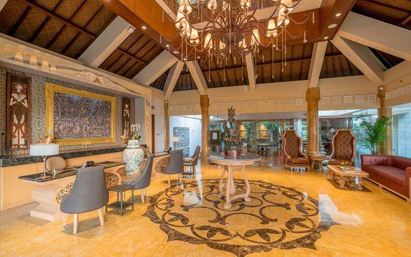 Seres Springs Resort & Spa 5* Ubud