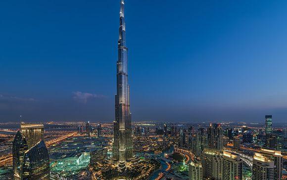 Ihr optionaler Stopover in... Dubai!