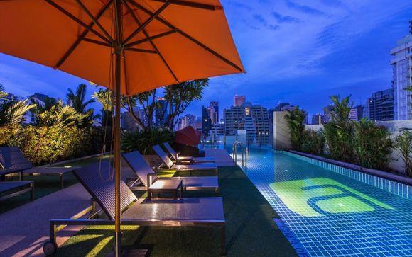 Optionale Vorverlängerung in Bangkok - Aloft Bangkok 4 *