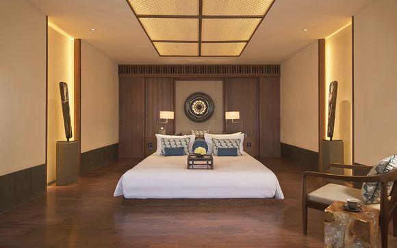 Ihr Hotel Fairmont Sanur Beach Bali 5*
