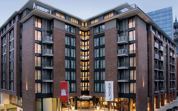 Lindner Hotel am Michel Hamburg