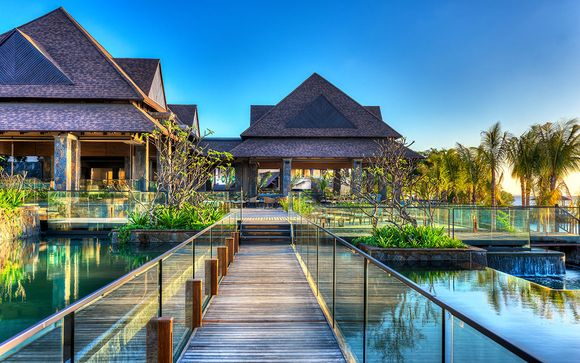 Ihr Aufenthalt im Westin Turtle Bay Resort & SPA 5*
