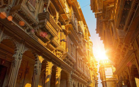 Willkommen in...Rajasthan !