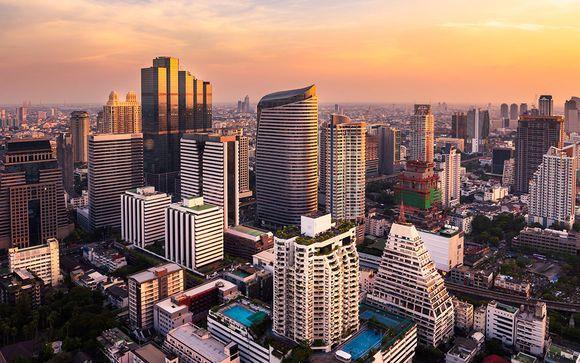 Ihr optionaler Stopover in Bangkok