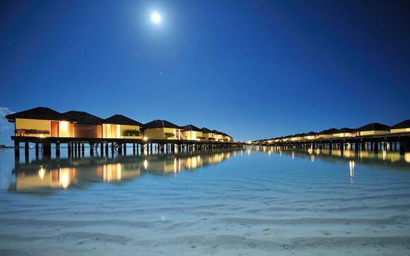 Ihre optionale Verlängerung auf den Malediven