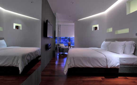 Optionaler Stopover im LiT Bangkok Hotel 4*