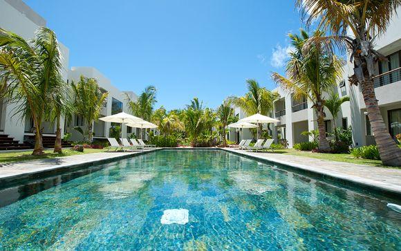 Life in Blue: Azuri Residences auf Mauritius