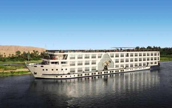 Ihr Premium Kreuzfahrtschiff 5*