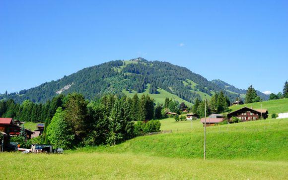 Willkommen in... Schönried bei Gstaad!