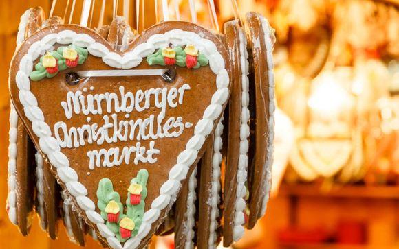 Willkommen in... Nürnberg!
