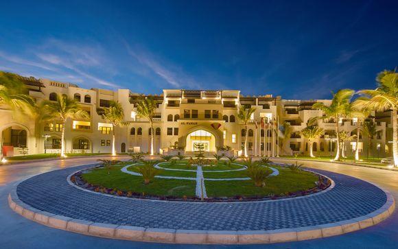 Fanar Hotel & Residences 5*