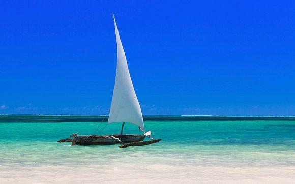 Willkommen auf... der Insel Sansibar!
