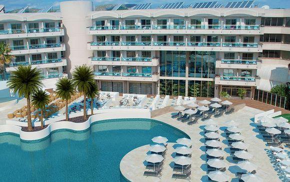 Hotel Rei del Mediterrani Palace Mallorca 4*