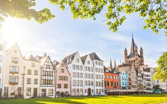 Willkommen in... Köln!